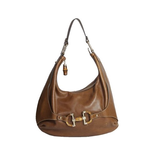 Bolsa Gucci Leather Hobo