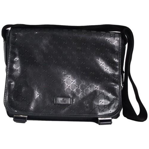 Bolsa Gucci Messenger Diaper Bag Black