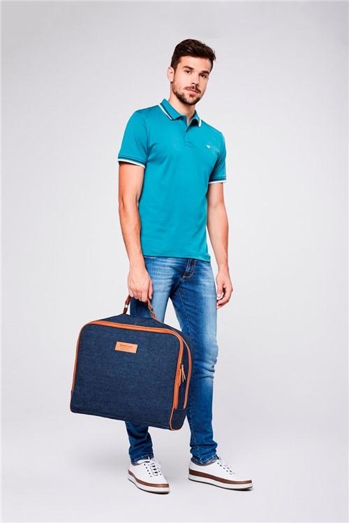 Bolsa Jeans Maxi - Tam: UC / Cor: BLUE