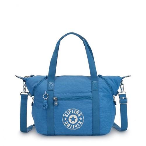 Bolsa Kipling Art NC Dynamic Blue-Único