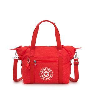 Bolsa Kipling Art NC Vermelha