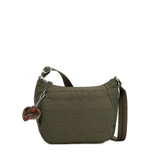 Bolsa Kipling Cai Jaded Green C-Único