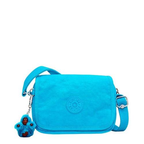 Bolsa Kipling Ikene Candy Blue-Único