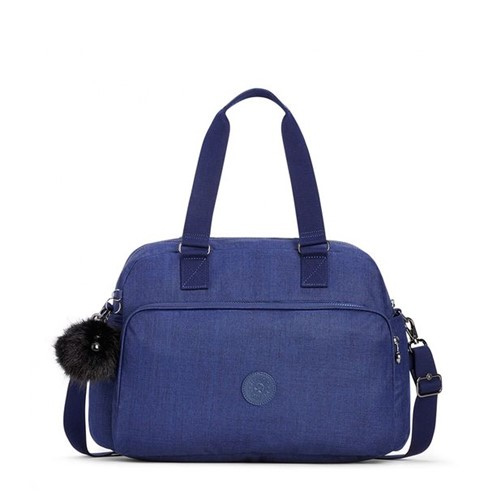 Bolsa Kipling July Bag Cotton Indigo-Único