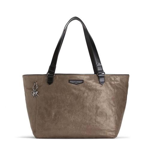 Bolsa Kipling Lots Of Bag Burnt Copper-Único