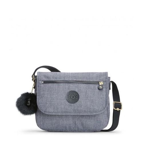 Bolsa Kipling Mimosa Cotton Jeans-Único
