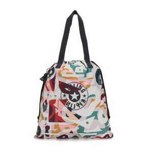 Bolsa Kipling New Hiphurray Estampada