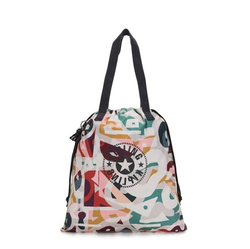 Bolsa Kipling New Hiphurray Music Print-Único