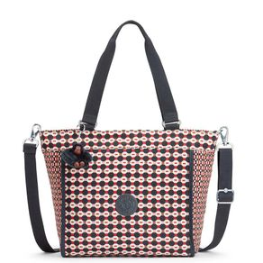 Bolsa Kipling New Shopper S Estampada