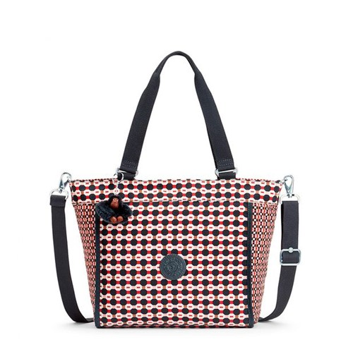 Bolsa Kipling New Shopper S Shapemix Bl-Único