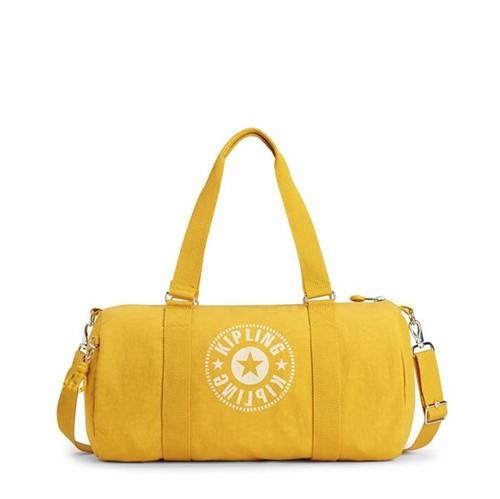 Bolsa Kipling Onalo Lively Yellow-Único