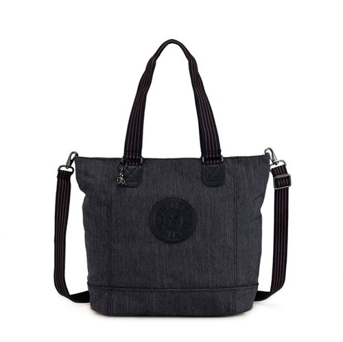 Bolsa Kipling Shopper C Active Denim-Único