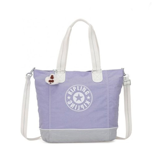 Bolsa Kipling Shopper C Active Lilac Bl-Único