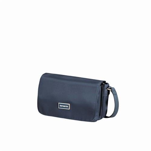 Bolsa Lateral Karissa Azul Escuro