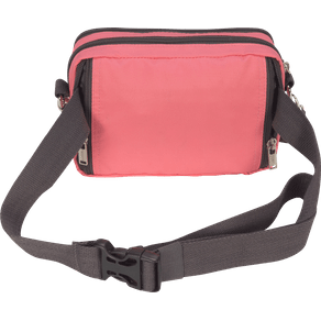 Bolsa Lateral Padded Case Pouch Weekend 890 Coral/Graph | Xtrem