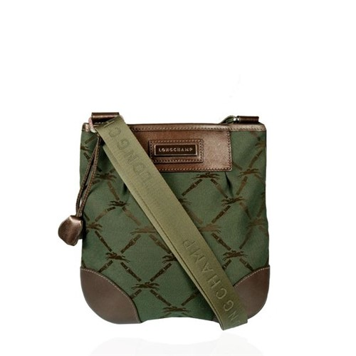 Bolsa Longchamp Verde Musgo
