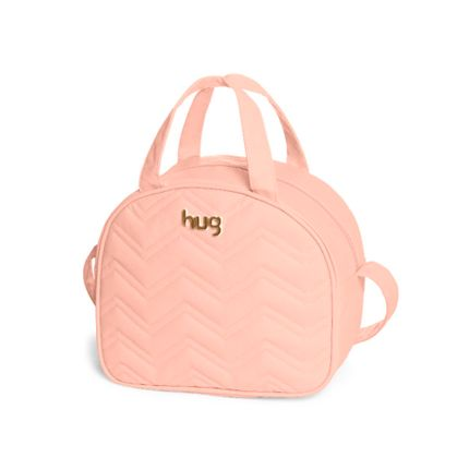 Bolsa M Chevron - Rosa - Hug