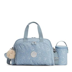 Bolsa Maternidade Camama Azul Silver Sky Kipling