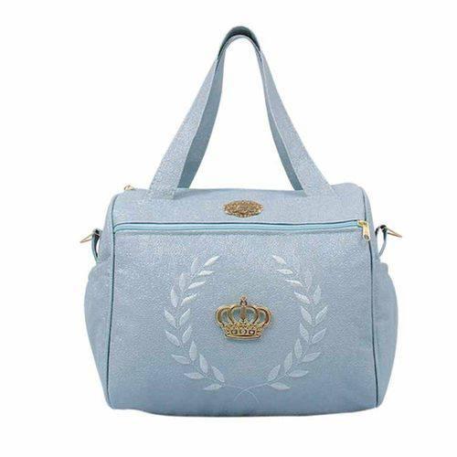Bolsa Maternidade Hug Majestic G - Azul