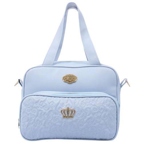 Bolsa Maternidade Hug Mimo - M Azul Claro
