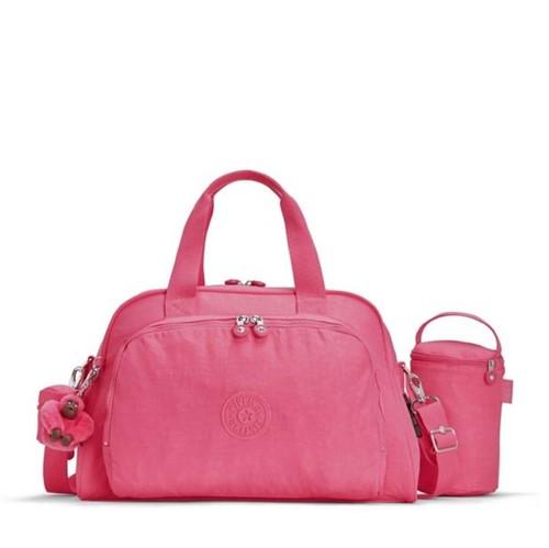 Bolsa Maternidade Kipling Camama City Pink-Único