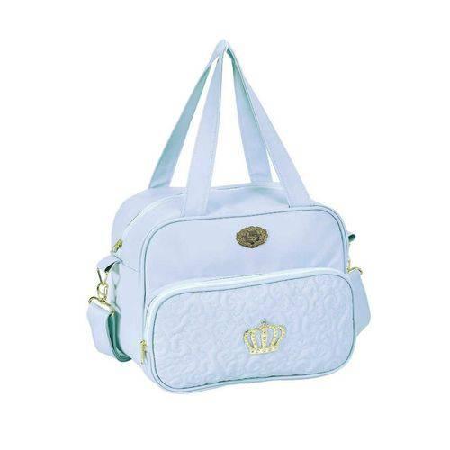 Bolsa Maternidade Mimo Azul Claro M - Hug