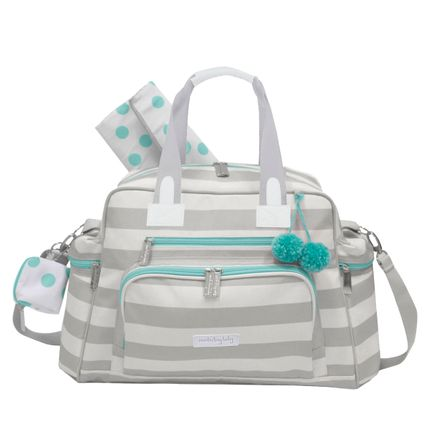 Bolsa para Bebe Everyday Candy Colors Menta - Masterbag