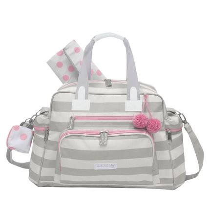 Bolsa para Bebe Everyday Candy Colors Pink - Masterbag