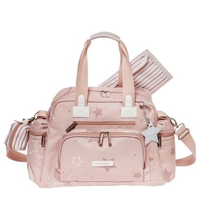 Bolsa para Bebê Everyday Estrela Rose - Masterbag