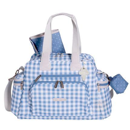 Bolsa para Bebê Everyday Sorvete Azul - Masterbag