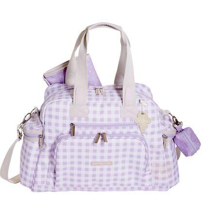 Bolsa para Bebê Everyday Sorvete Lilás - Masterbag