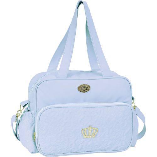 Bolsa para Bebês Hug Mimo com Trocador - Grande - Azul