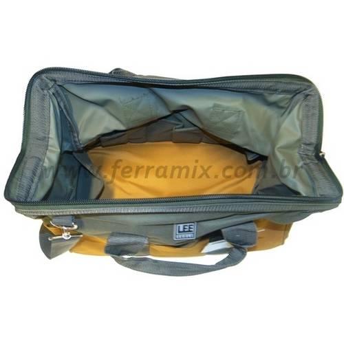 Bolsa para Ferramentas em Lona 23 Bolsos 689595 Lee Tools