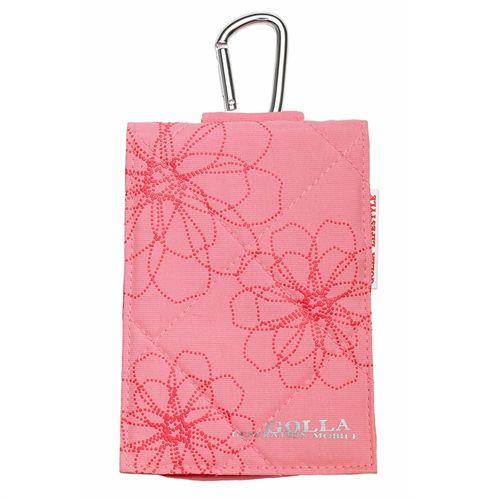 Bolsa para MP3 Lei G540 Rosa GOLLA