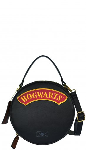 Bolsa Redonda Harry Potter Hogwarts BE60104HP