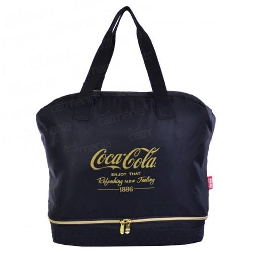 Bolsa Sacola Coca Cola Gym 7113019 Preto