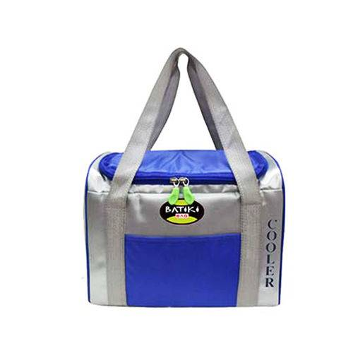 Bolsa Sacola Térmica Cooler Pequena 12 Litros Batiki