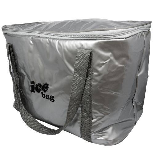 Bolsa Semi Térmica 25 Litros Bag Freezer