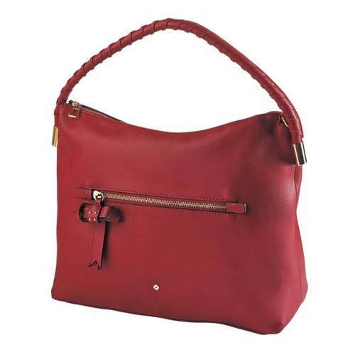 Bolsa Shelly Hobo Vermelha