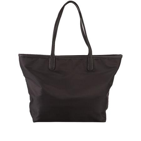 Bolsa Shopping Bag STZ Nylon Preta -