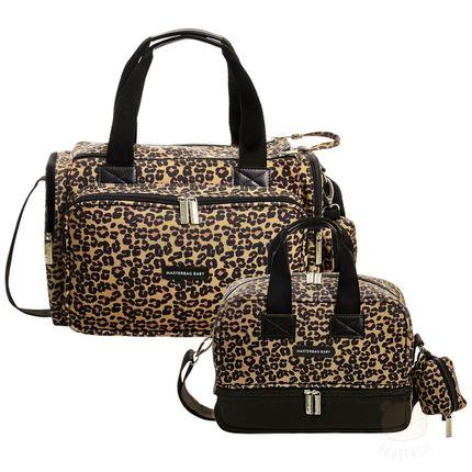 Bolsa Térmica Anne + Bolsa Térmica Vicky Animal Print - Masterbag