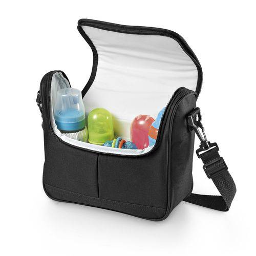 Bolsa Térmica Cool Er Bag Preta com Alça Bb027 Multikds