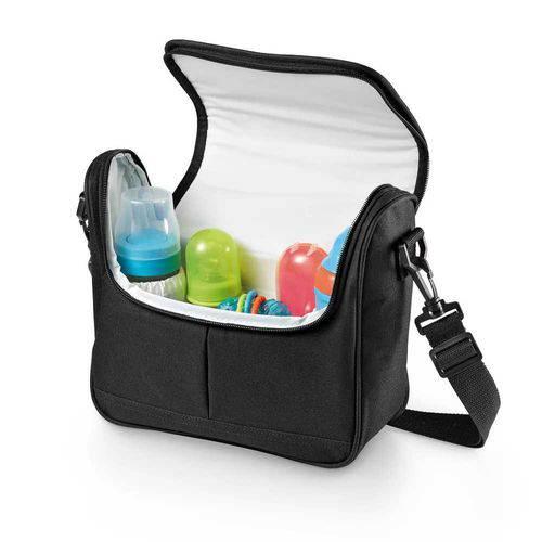 Bolsa Térmica Cooleer Bag Preta Multikids Baby BB027 - Preta