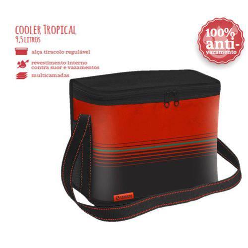 Bolsa Térmica Cooler 9,5 Litros - Soprano