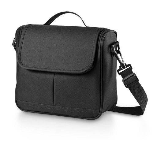 Bolsa Térmica Cooler Bag Bb027 Preta - Multikids Baby