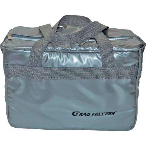 Bolsa Termica Ct Bag Freezer 14lts Prata Cotermico Unidade