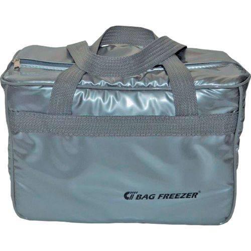 Bolsa Termica Ct Bag Freezer 18lts. Prata Cotermico