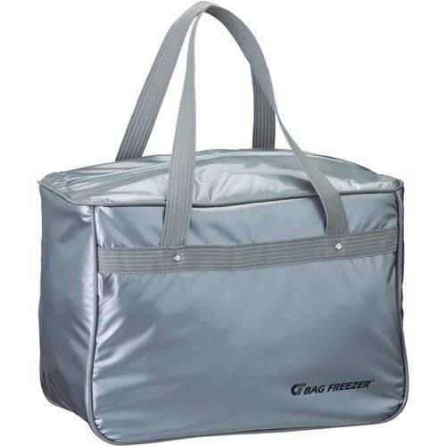 Bolsa Termica Ct Bag Freezer 26lts. Prata Cotermico Unidade