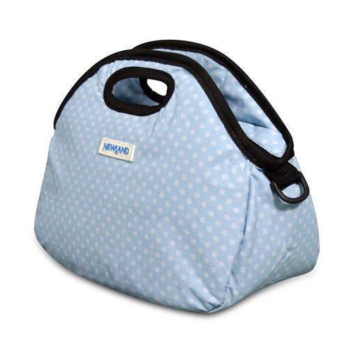 Bolsa Térmica Newland Bag Vintage Azul