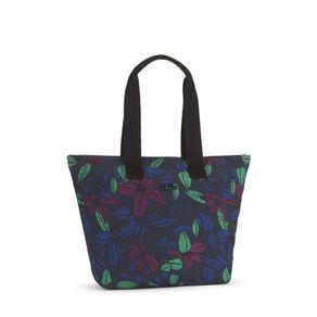 Bolsa Térmica Niamh Azul Orchid Garden Kipling